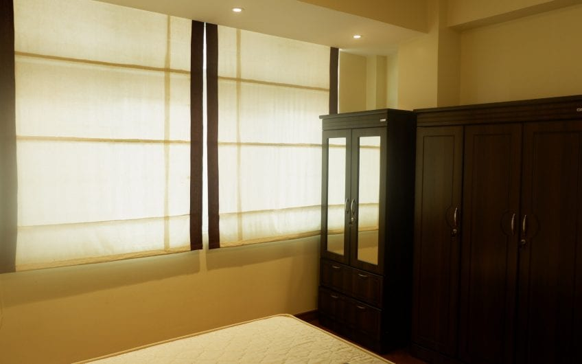 Two-Bedroom Condo in Kyimyindaing