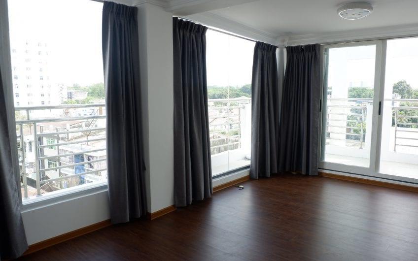 One-Bedroom Penthouse in Sanchaung