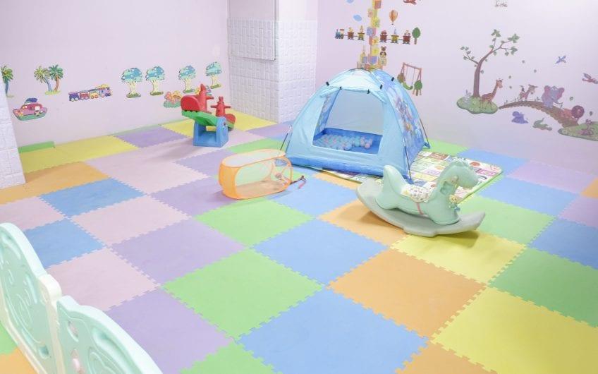 Three-bedroom Condo in Yankin