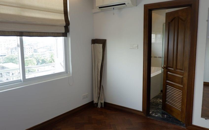 Two-Bedroom Penthouse in Kyimyindaing