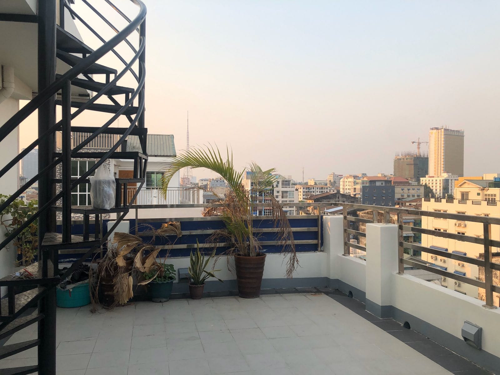 Duplex Penthouse in Sanchaung