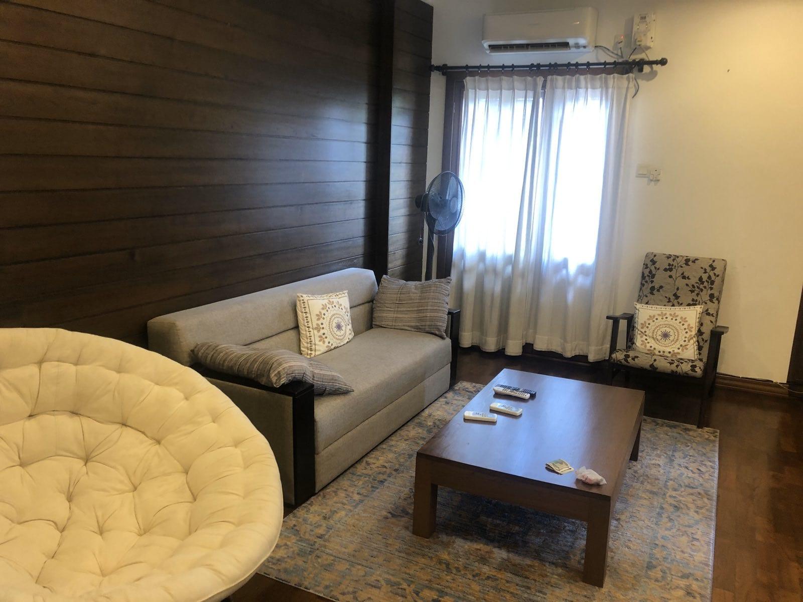 Two-Bedroom Condo in Yawmingyi