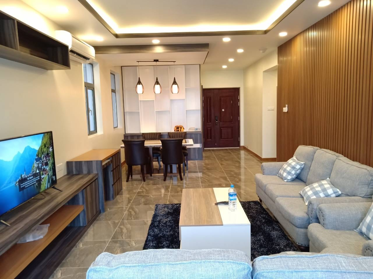 Two-Bedroom Condo is available at Times City